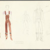 Dancin': Costume sketches for Christopher Chadman, 5