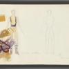 Dancin': Costume sketches for Chuck Ward, 15