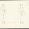 Dancin': Costume sketches for John Miles, 12