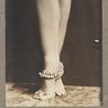 Ruth St. Denis' feet in the Nautch, no. 191