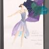 Dancin' With Gershwin: Costume sketch for Celia Burke Fusille, Act I, Dance #1