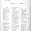 Musical news, Vol. 16, Index, January to June, 1899
