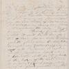 Johann Friedrich Runckel to Jane Porter, autograph letter signed