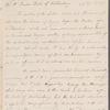 Edmund Burke to Frederick I, King of Württemberg, letter (copy)