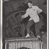 Jimmy Smith, jazz organist, at the Apollo