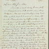 William Sotheby to Jane Porter, autograph letter signed