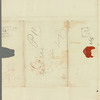 H. W. Smith to Jane Porter, autograph letter signed
