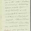 Henry Rolleston to Robert Ker Porter, autograph letter signed