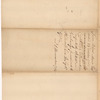 Morris, Robert, to Abraham Yates Junr. Esquire, Contl. Loan Officer for the State of New York