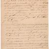 Yates, Abraham, Junr., to the Honbl. Robert Morris Esq., Superintendant of Finance, Philadelphia