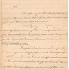Morris, Robert, to Abraham Yates Esqr., Loan Officer of the State of New York at Albany