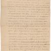 Lansing, Abraham G., to Abraham Yates Junr