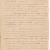 Lansing, Abraham G., addressed to Abraham Yates Junr. Esqr. in Congress, New York