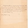 Jay, John [Chief Justice], addressed to The Hon'ble Ab. Yates Esq., Mayor of the City of Albany