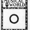 Musical world, Vol. II, no. 1