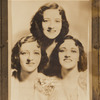 Publicity portrait of the Boswell Sisters, no. 9