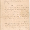 Document pardoning Thomas Burley who was convicted of illicit distilling