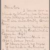 Letter from Henry Watterson at Louisville, regarding bootleg Kentucky whiskey