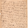 Letter from Peter R. Livingston to John Taylor, concerning Jamaican rum