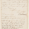 Letter from Robert Morris, at Philadelphia, to Messrs. Constable Rucker & Co., at New York