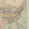 Vereinigte Staaten von Nord-Amerika mit den Bahama-Inseln und Cuba