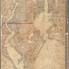 Lloyd's topographical map of the Hudson River: from the head of navigation at Troy to its confluence with the ocean at Sandy Hook ..., 1864