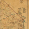 Map of the highlands of the Hudson, Orange Co: from actual surveys