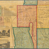 Map of Ontario County, New York: from actual surveys