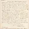 Benjamin Silliman letter to Professor Kellog