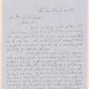Samuel G. Drake letter to William L. Andrews