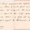 Levi Woodbury note