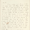 Edward Everett letter