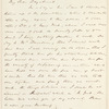William Gilmore Simms letter to E.A. Duyckinck