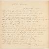"""Nathaniel Parker Willis poem, """"A La Louise"""""""