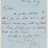 Edward S. Gould letter