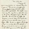 Elihu Burritt letter to Rev. Mark Hopkins