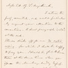Edward Elbridge Salisbury letter to E.A. Duyckinck
