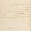 John Dickinson letter to James Pemberton