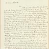H.A. Washington letter to W. Gilmore Simms