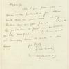 Mordecai Manuel Noah letter