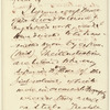 Henry Rowe Schoolcraft letter to E.A. Duyckinck