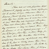 Henry Carey letter to E.A. Duyckinck
