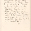 George Ticknor letter to The Editors of The Literary World