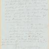 Ralph Waldo Emerson letter to E.A. Duyckinck
