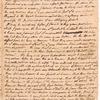 Letter to Dennys De Berdt