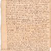 Letter to Christopher Gadsden