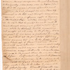 Letter from Nathaniel Rogers to the Speaker of the House of Representatives of the Massachusetts Bay