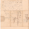 Letter from Samuel Holden Parsons