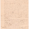 Letter from Thomas Pownall to William Cooper