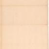 Letter from S. Venner to Francis Bernard